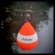 Ashima Line Hanger - Red