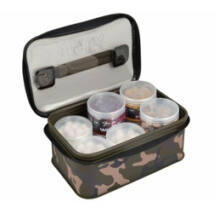 FOX Aquos Camolite Bait Storage - Large