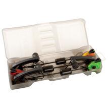 FOX MK2 Illuminated Swinger 3-rod Set (piros, narancs, zöld)