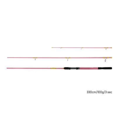 Delphin QUEEN Feeder + 3 spicc 330cm/100g/3 rézs