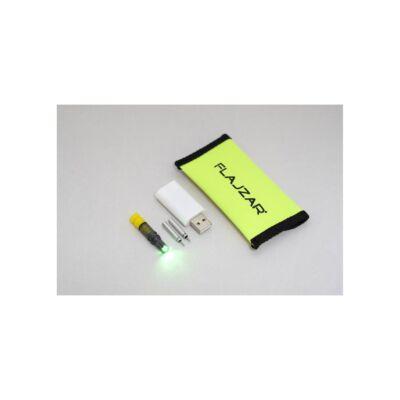Flajzar feeder LED kapásjelző - zöld