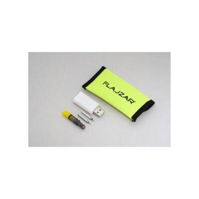 Flajzar feeder LED kapásjelző - Piros/zöld