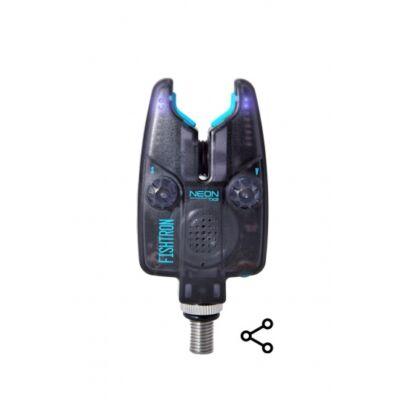 Flajzar Kapásjelző FISHTRON NEON TX3 - B (kék)