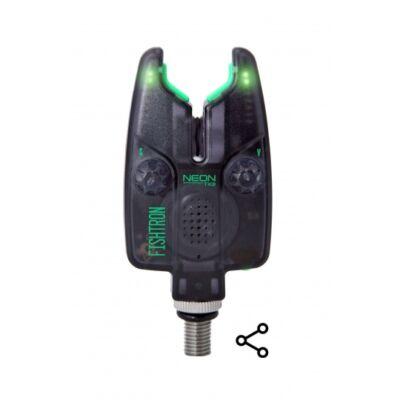 Flajzar kapásjelző FISHTRON NEON TX3 - G (zöld)