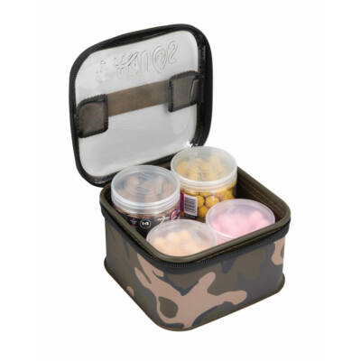 FOX Aquos Camolite Bait Storage - Medium