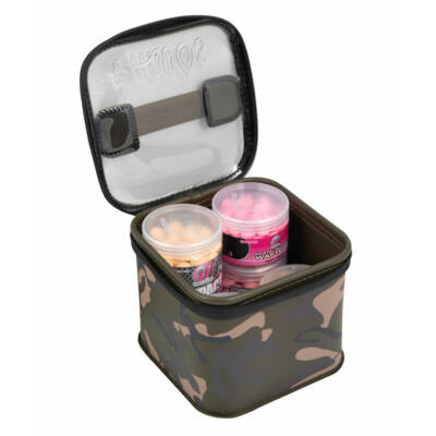 FOX Aquos Camolite Bait Storage - Medium Plus