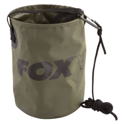 FOX Collapsible Water Bucket 4,5L