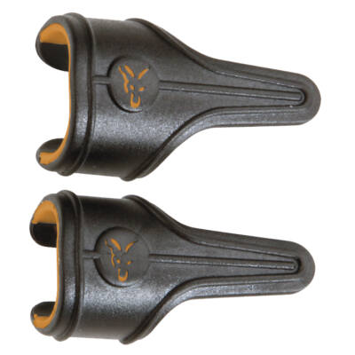 FOX Black Label Power Grip Line Clips Orange - narancs