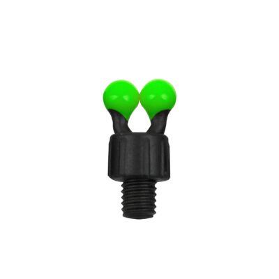FOX Black Label Coloured Ball Clips - zöld