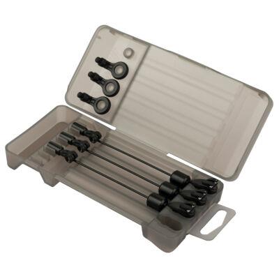 FOX Mini Swinger 3 Rod Set Black - fekete