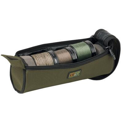 FOX R Series Spool Protector Case - pótdobtároló táska