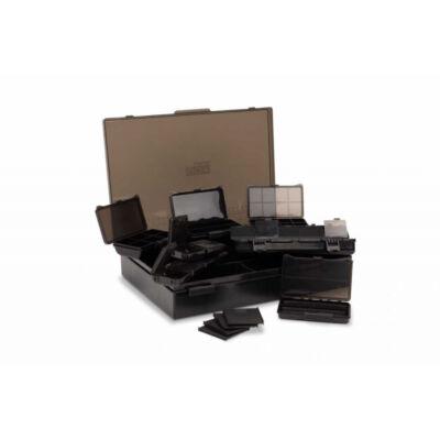 Nash Tackle Box Logic Medium Tackle Box -  Loaded