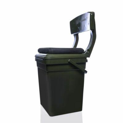 RidgeMonkey - COZEE BUCKET SEAT FULL KIT - VÖDÖR TELJES SZETT (ÜLŐKÉVEL)
